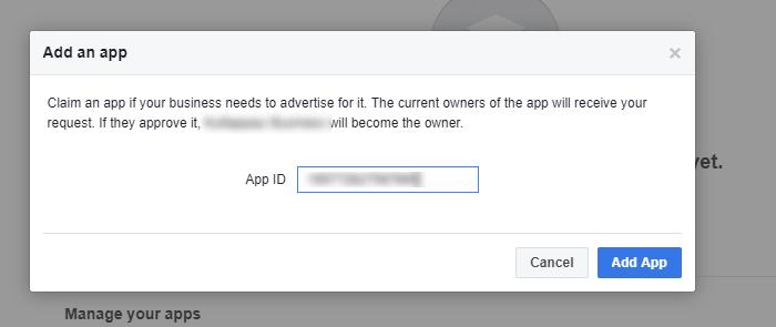 add an app 2