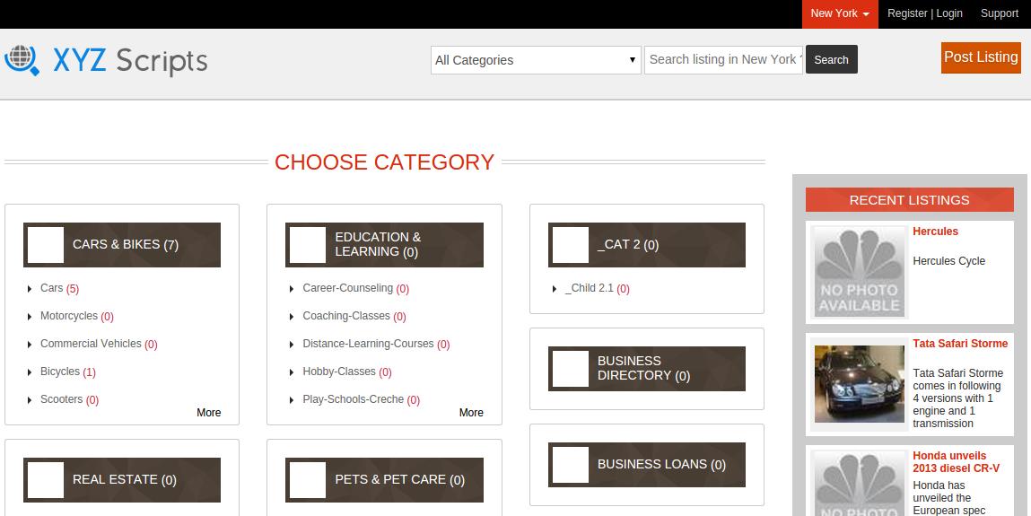 item-listings