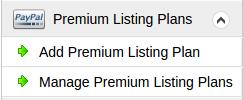 premium listing plans