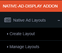 native ad layouts