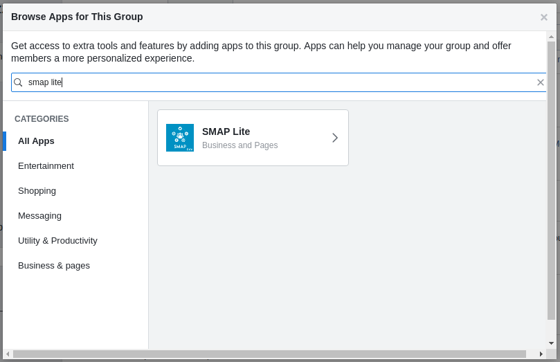 Installing app on group3